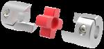 Minicuplajul MJT-C - explodat